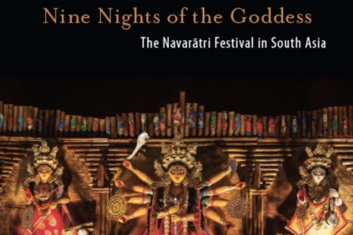 Nine Nights of the Goddess book cover